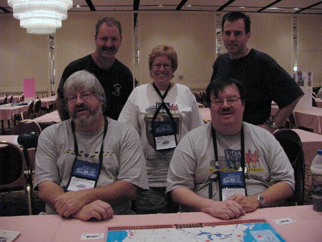 2004 finalists