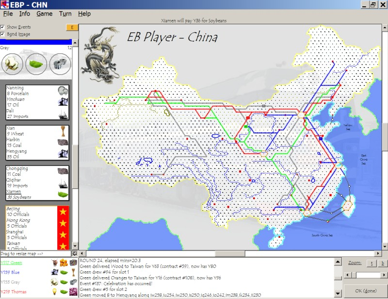 China Map Game.Eb Pronto Alternate Maps